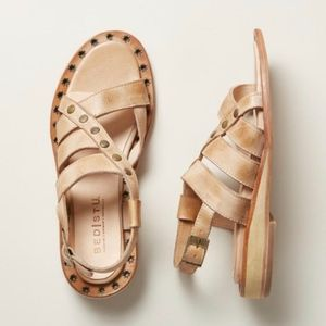Bed Stu Kavala sand dip dye Sandals